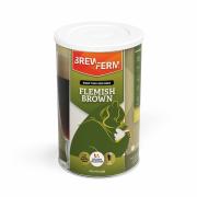 brewferm mldinový konentrát flemish brown