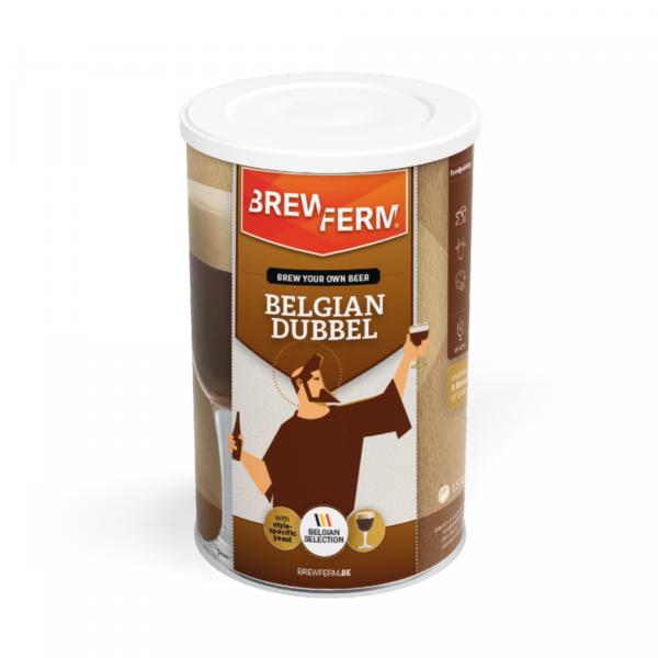 mladinový koncentrát brewferm belgian dubbel