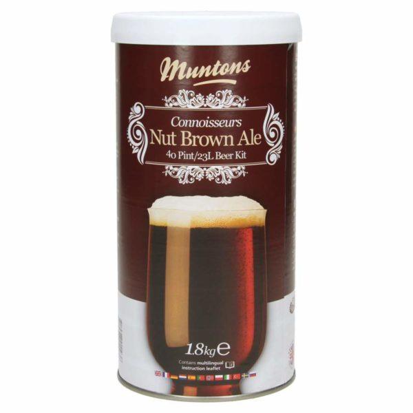 muntons nut brown ale