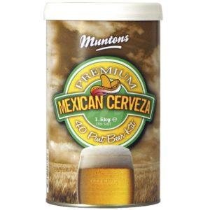 Mladinový koncentrát Muntons Mexican Cerveza