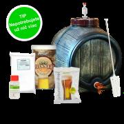domaci pivovar v tvare súdku