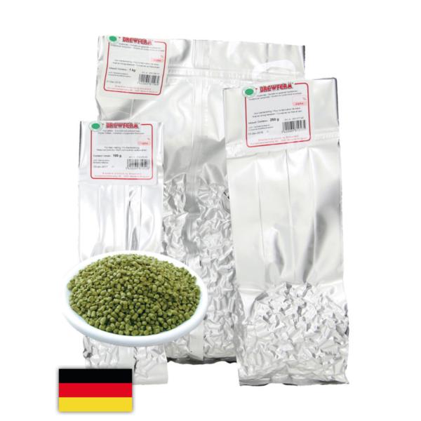 hop-Hallertau-Hersbrucker-pellets