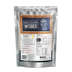 Belgium witbier